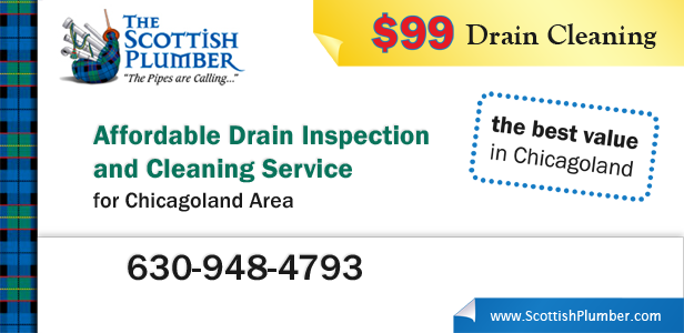 Naperville Illinois Drain Cleaning