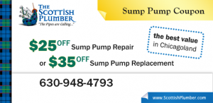 Naperville Illinois sump pump sewer repair